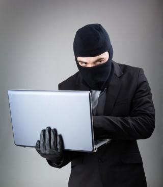 Spy on laptop
