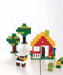 how simple lego sets are like low-cost hosting services