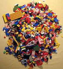 "Thousands of Legos are analogous to the ""open source"" tools available in WP"