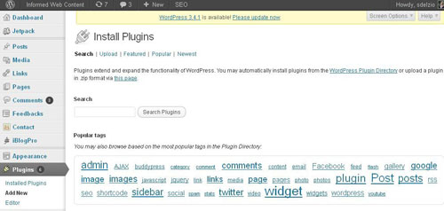 SEO Plug In for Keywords 3-1